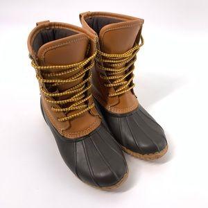 Women's Rain Boots Duck Boots size 6